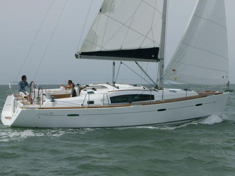 Navalia - Imbarcazione Oceanis 40 3