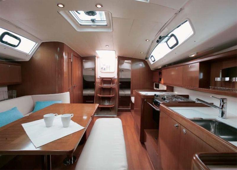 Navalia - Imbarcazione Oceanis 40 6
