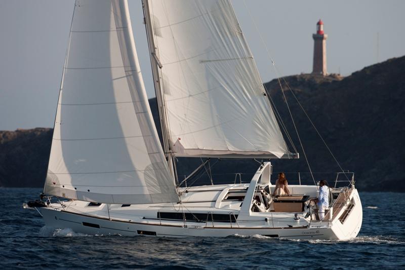 Navalia - Imbarcazione Oceanis 41 1