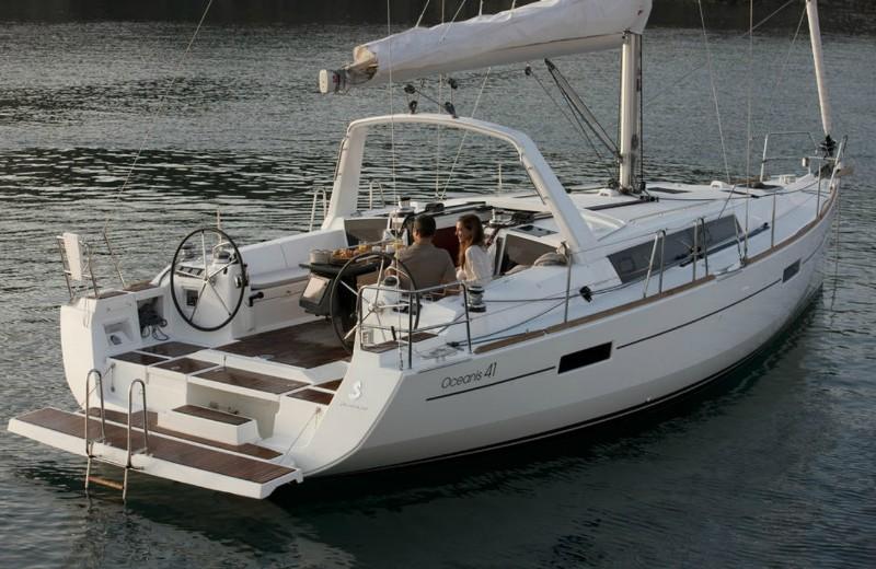 Navalia - Imbarcazione Oceanis 41 3