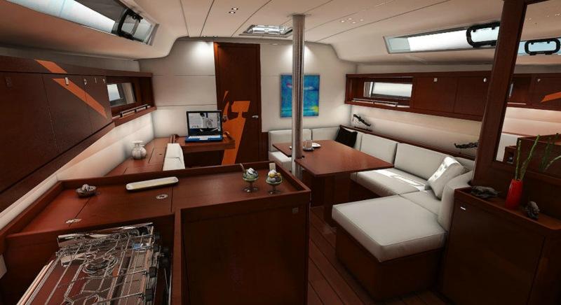 Navalia - Imbarcazione Oceanis 41 6