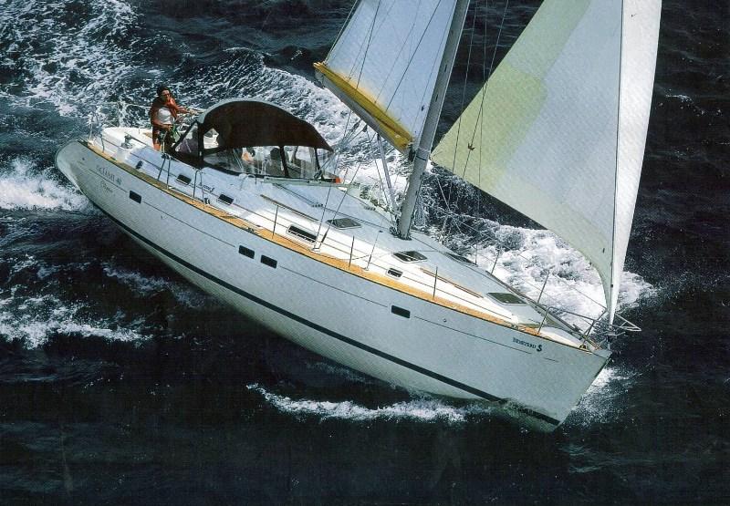 Navalia - Imbarcazione Oceanis 411 1
