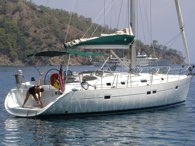 Navalia - Imbarcazione Oceanis 411 2