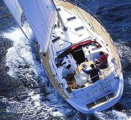 Navalia - Imbarcazione Oceanis 411 3