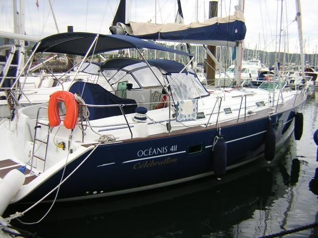 Navalia - Imbarcazione Oceanis 411 4