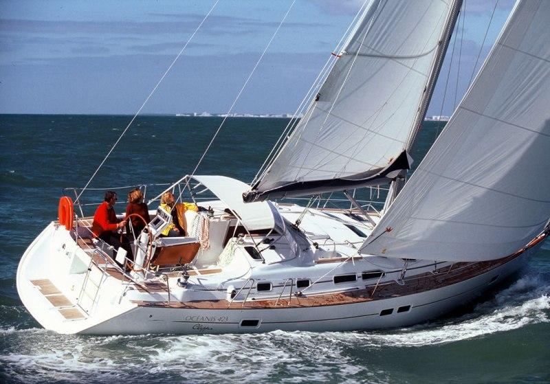 Navalia - Imbarcazione Oceanis 423 1