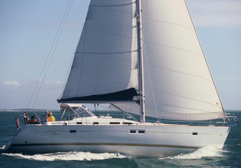 Navalia - Imbarcazione Oceanis 423 3