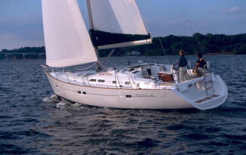 Navalia - Imbarcazione Oceanis 423 2