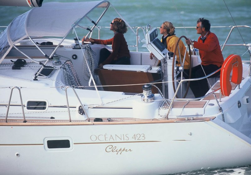 Navalia - Imbarcazione Oceanis 423 5