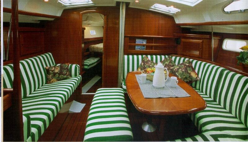 Navalia - Imbarcazione Oceanis 423 6