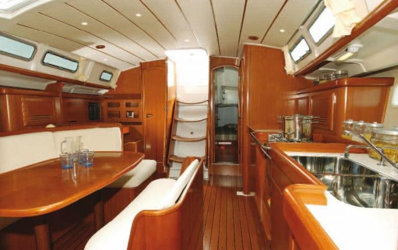 Navalia - Imbarcazione Oceanis 423 7
