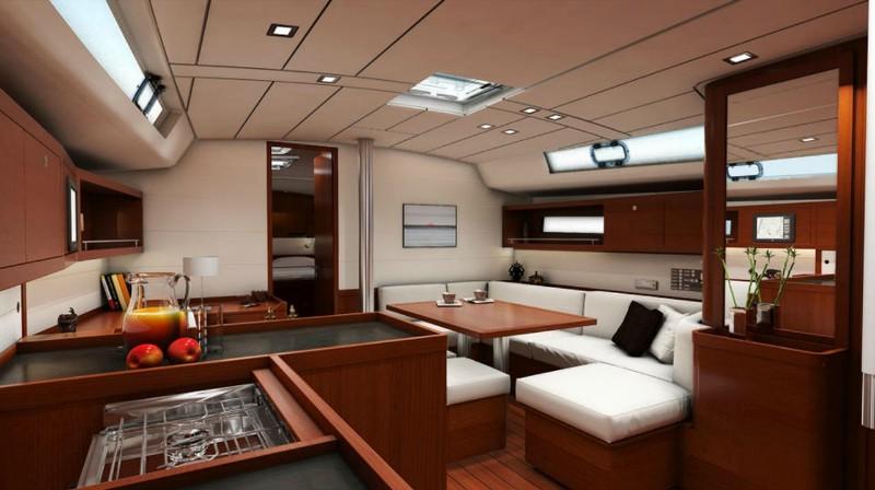 Navalia - Imbarcazione Oceanis 45 7