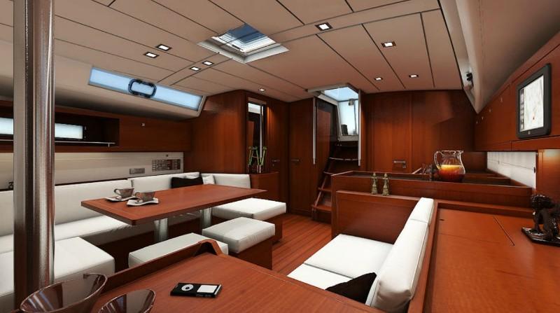 Navalia - Imbarcazione Oceanis 45 5