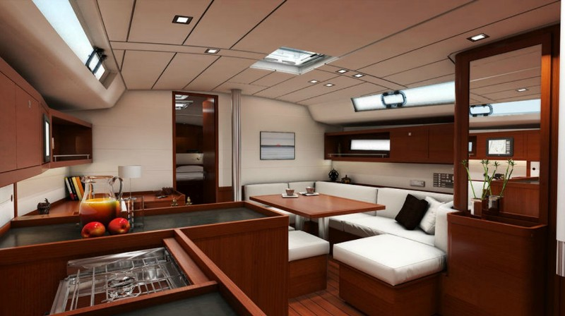 Navalia - Imbarcazione Oceanis 45 6
