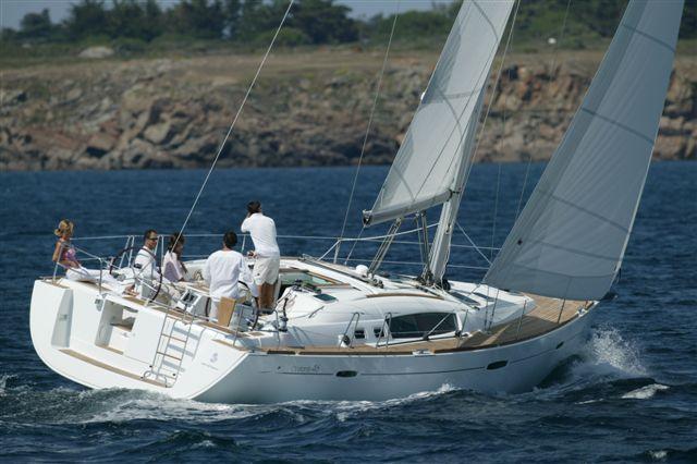 Navalia - Imbarcazione Oceanis 46 2