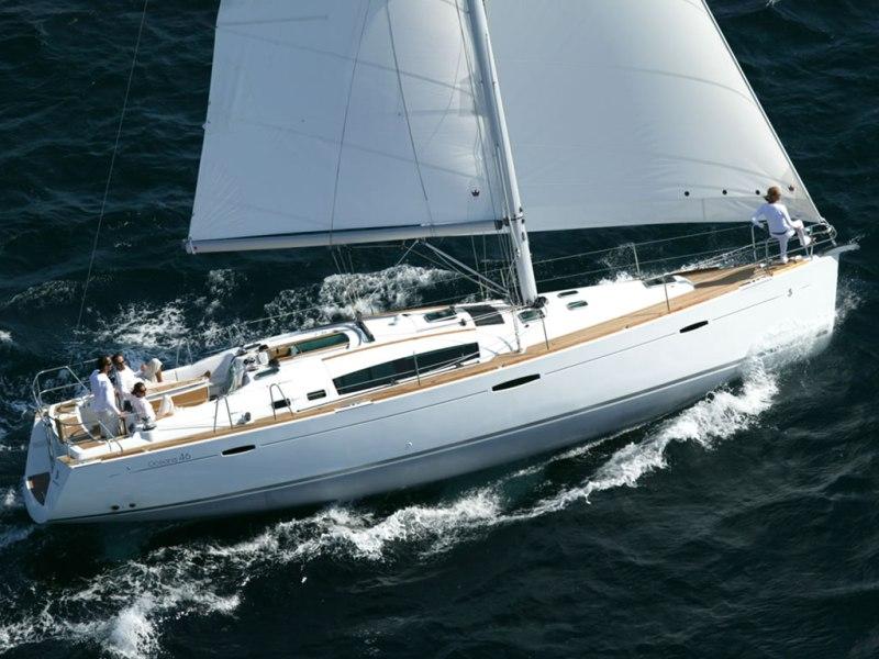 Navalia - Imbarcazione Oceanis 46 4