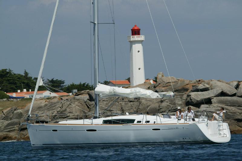 Navalia - Imbarcazione Oceanis 46 3