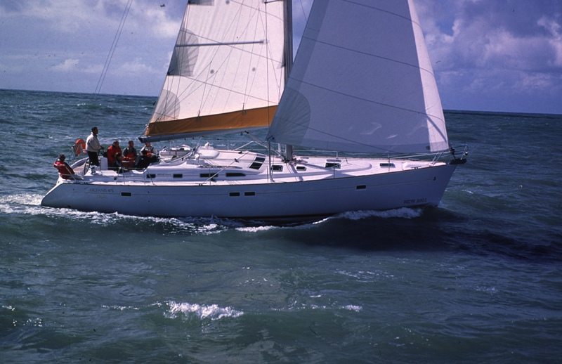 Navalia - Imbarcazione Oceanis 473.3 1