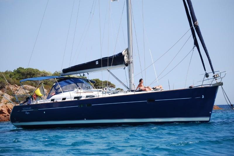 Navalia - Imbarcazione Oceanis 473 2
