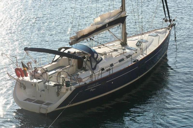 Navalia - Imbarcazione Oceanis 473 – 5 cab. 3