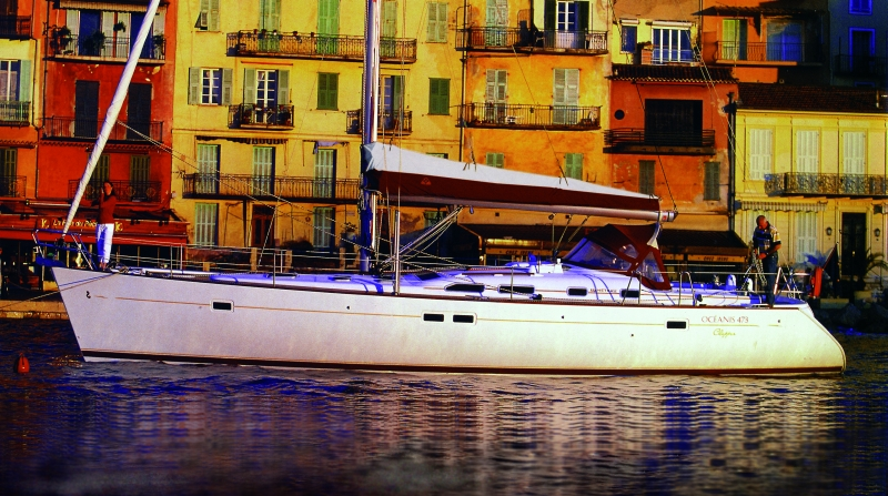 Navalia - Imbarcazione Oceanis 473 – 5 cab. 4