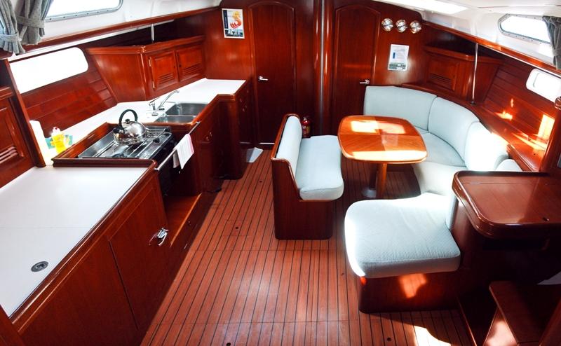 Navalia - Imbarcazione Oceanis 473 – 5 cab. 5