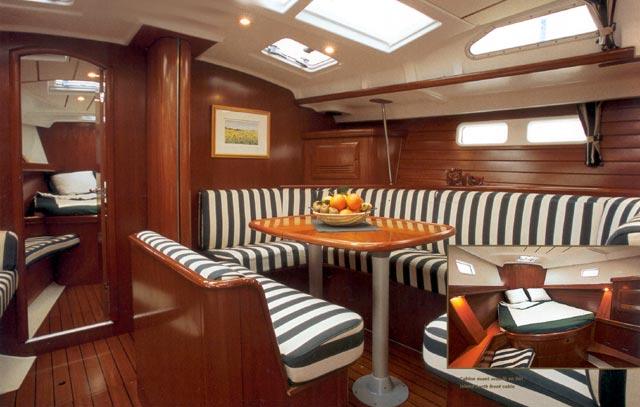 Navalia - Imbarcazione Oceanis 473 – 5 cab. 6
