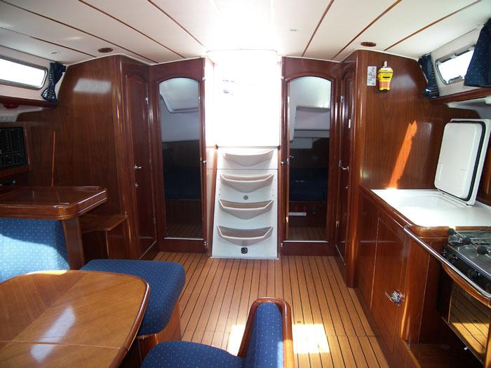 Navalia - Imbarcazione Oceanis 473 – 5 cab. 8