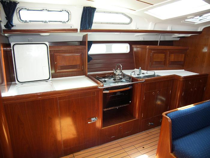 Navalia - Imbarcazione Oceanis 473 – 5 cab. 9