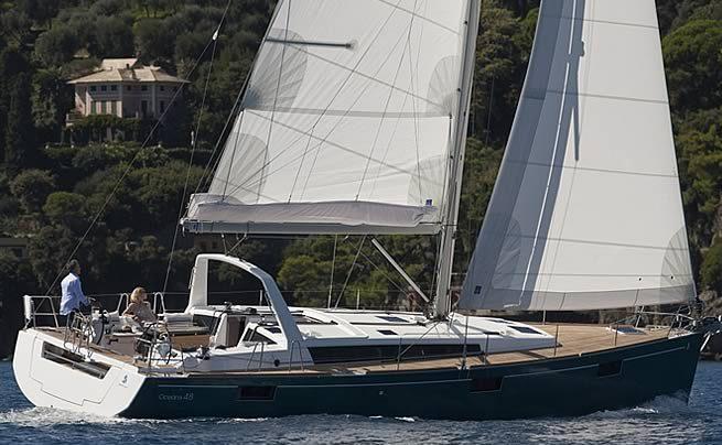 Navalia - Imbarcazione Oceanis 48 2