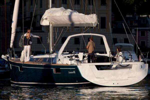 Navalia - Imbarcazione Oceanis 48 3