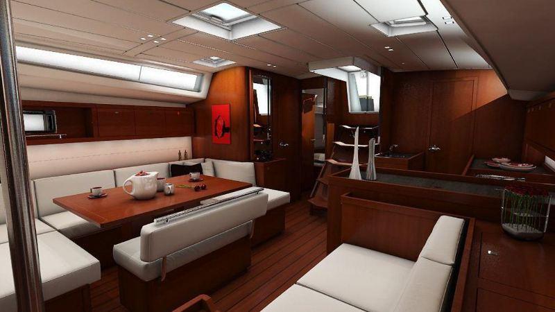 Navalia - Imbarcazione Oceanis 48 6