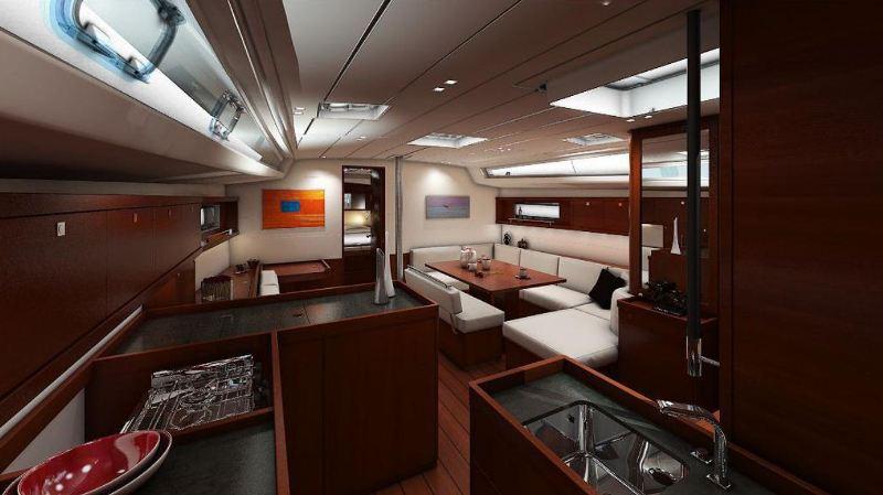 Navalia - Imbarcazione Oceanis 48 7
