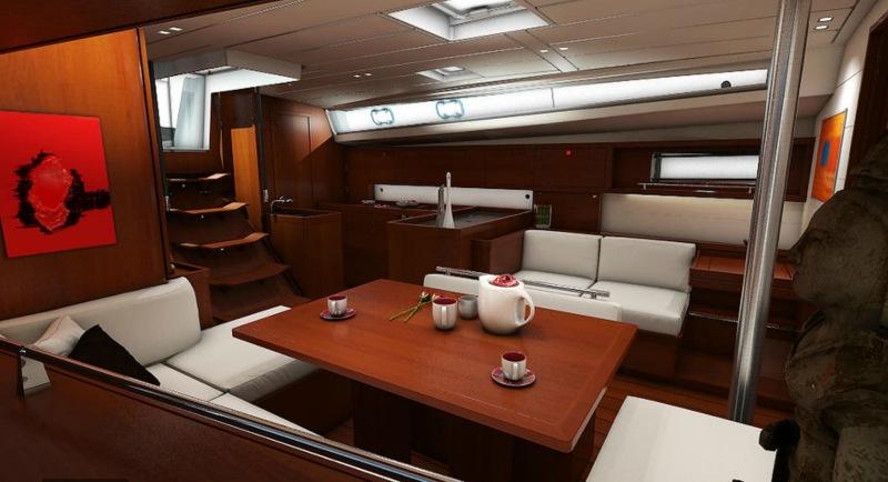 Navalia - Imbarcazione Oceanis 48 8