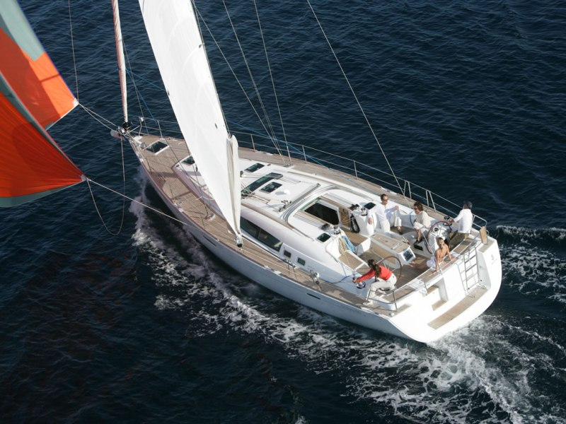 Navalia - Imbarcazione Oceanis 50 2