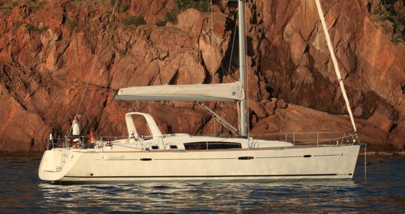 Navalia - Imbarcazione Oceanis 50 5