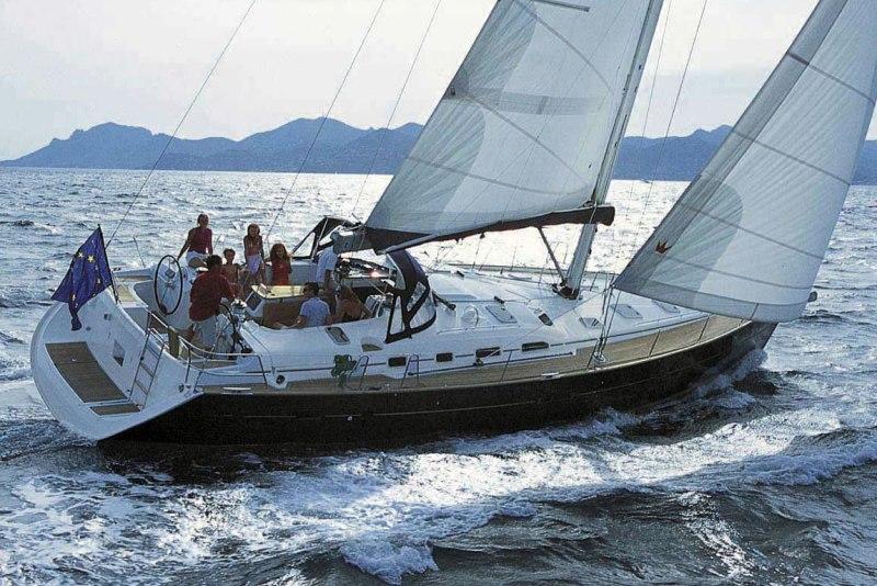 Navalia - Imbarcazione Oceanis 523 1
