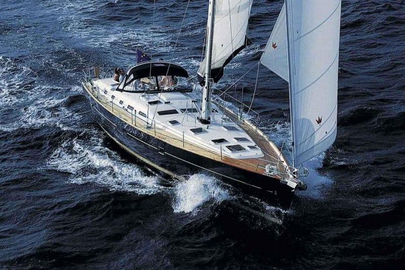 Navalia - Imbarcazione Oceanis 523 2