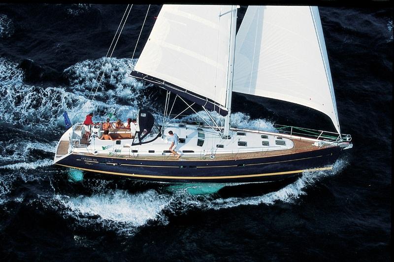 Navalia - Imbarcazione Oceanis 523 3