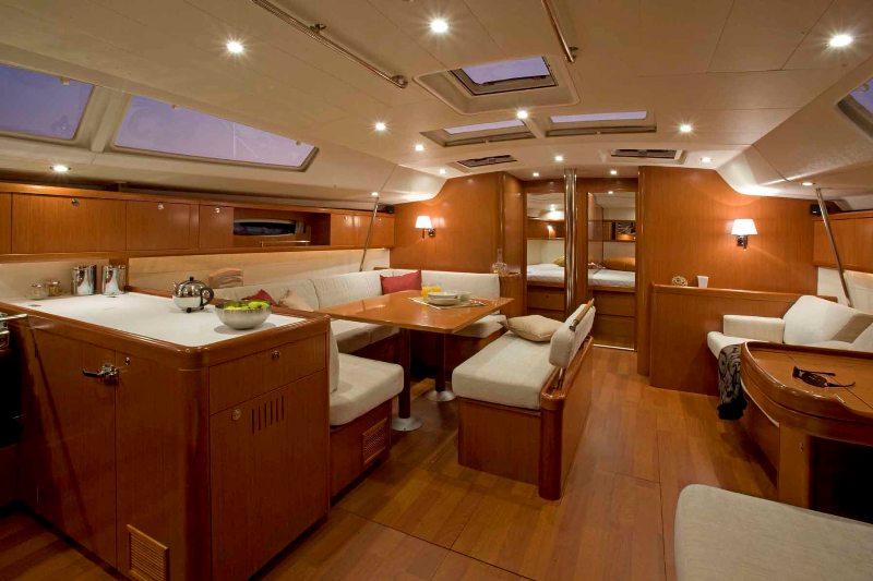 Navalia - Imbarcazione Oceanis 54 6