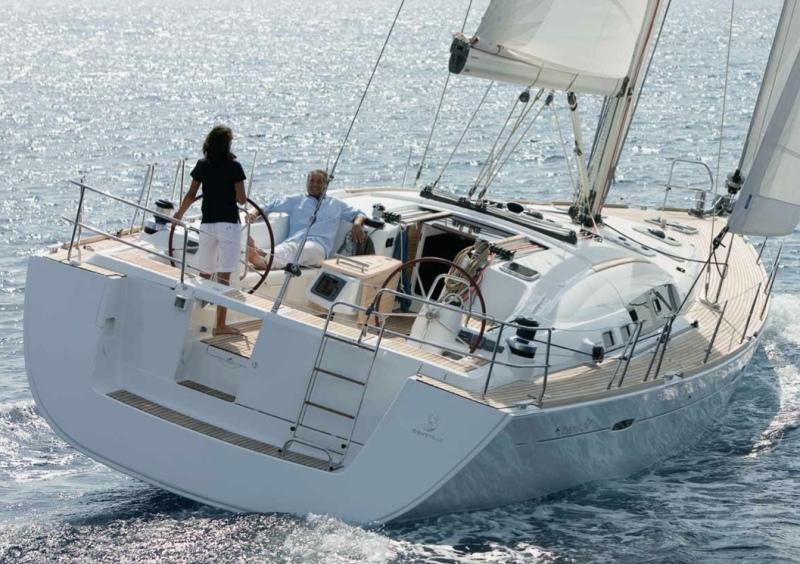 Navalia - Imbarcazione Oceanis 54 2