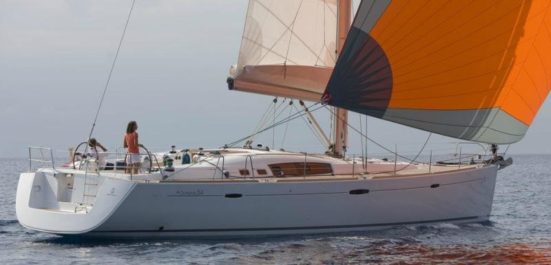 Navalia - Imbarcazione Oceanis 54 5