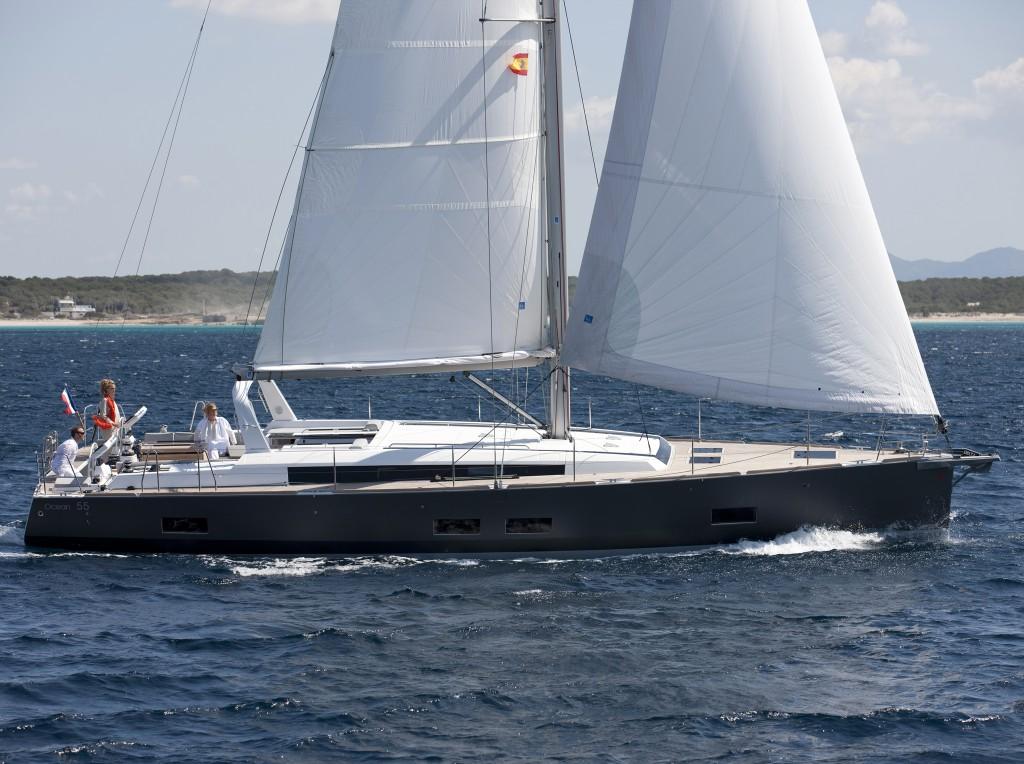 Navalia - Imbarcazione Oceanis 55 1