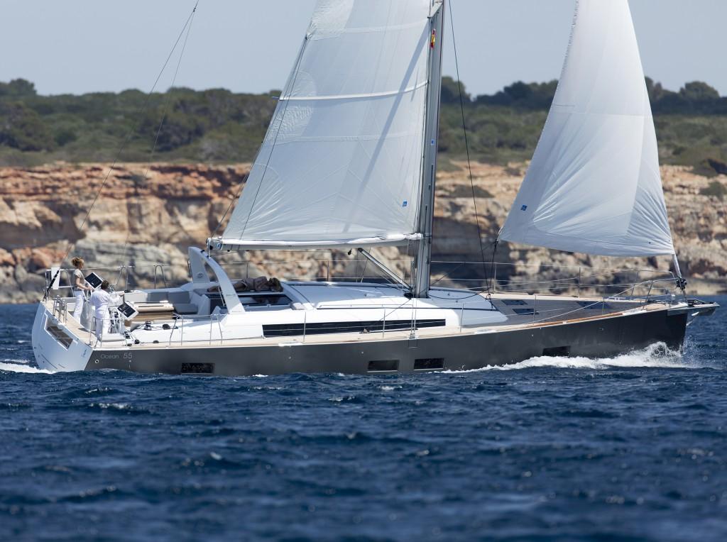 Navalia - Imbarcazione Oceanis 55 2