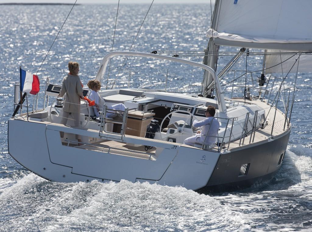 Navalia - Imbarcazione Oceanis 55 4