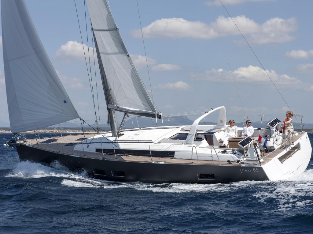 Navalia - Imbarcazione Oceanis 55 5