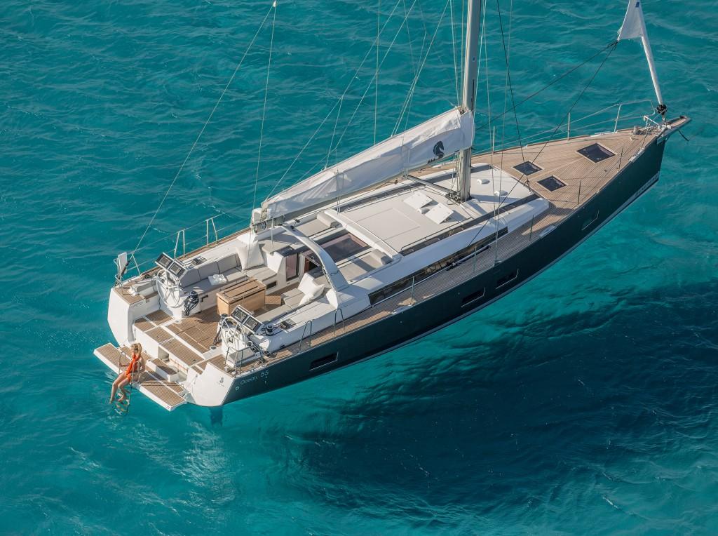 Navalia - Imbarcazione Oceanis 55 6