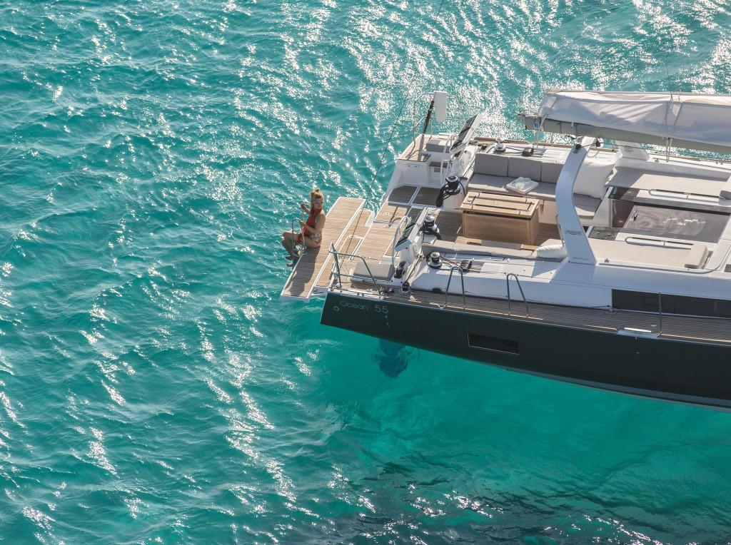Navalia - Imbarcazione Oceanis 55 7