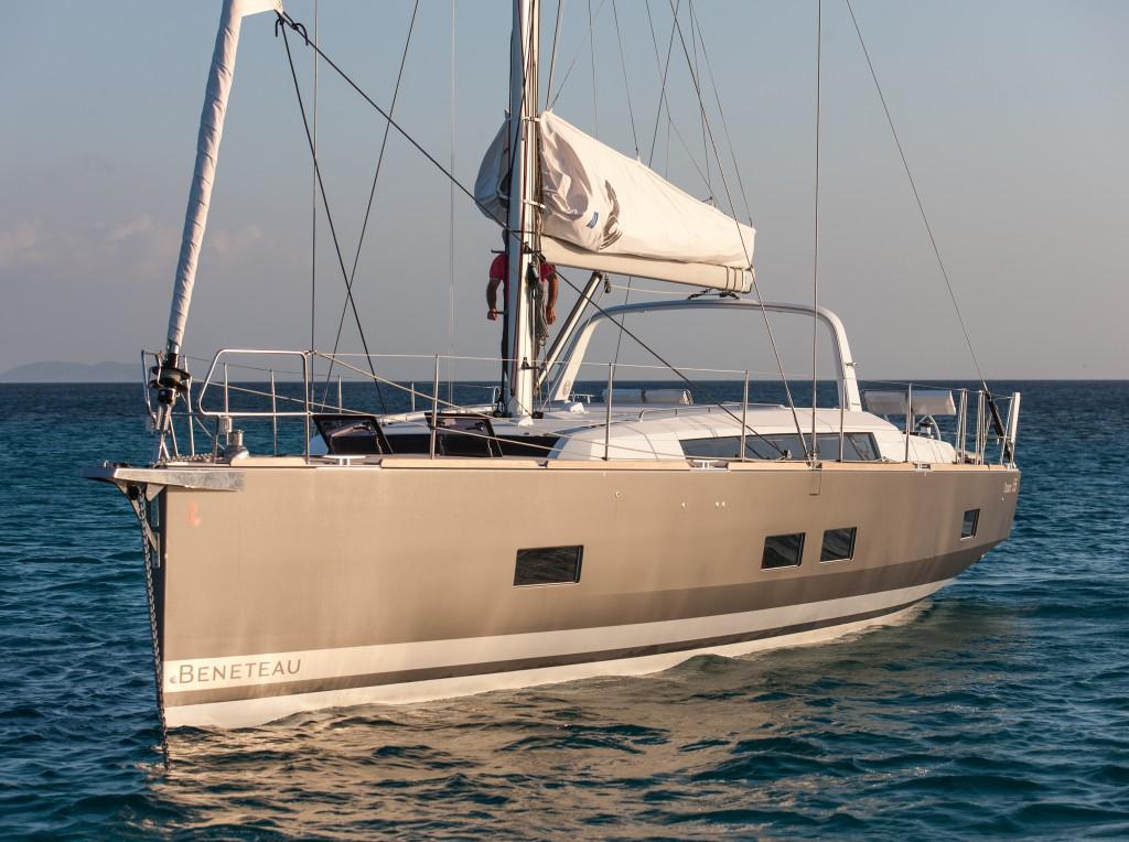 Navalia - Imbarcazione Oceanis 55 8