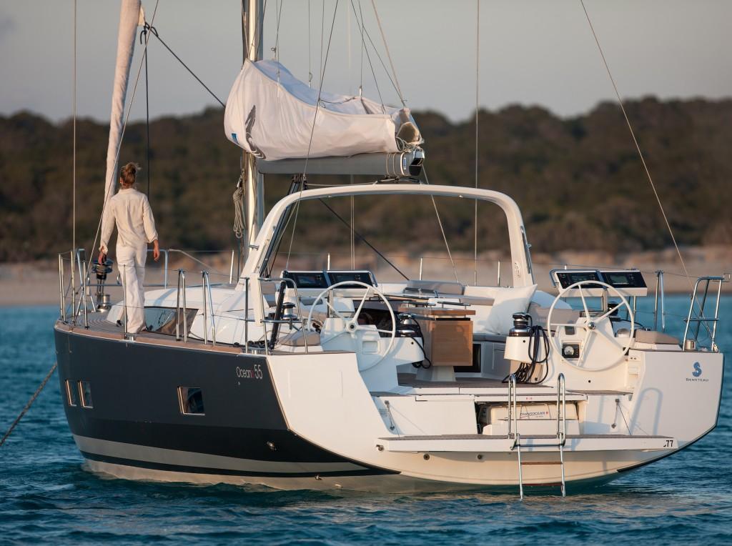 Navalia - Imbarcazione Oceanis 55 9